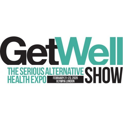 We're going to be at the Get Well Show! 21-23 February, Olympia, London
