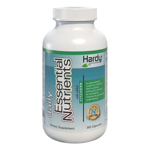 Try our New and Improved Products from Hardy Nutritionals!