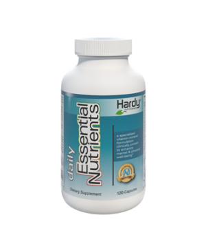 Hardy Daily Essential Nutrients (DENs) 120 Capsule...
