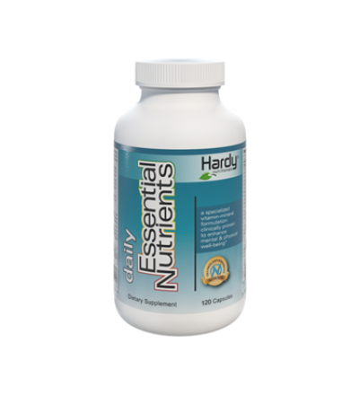 Hardy Daily Essential Nutrients (DENs) 120 Capsules