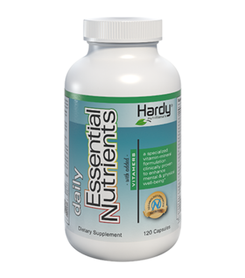 Hardy Daily Essential Nutrients with Added Vitamer...