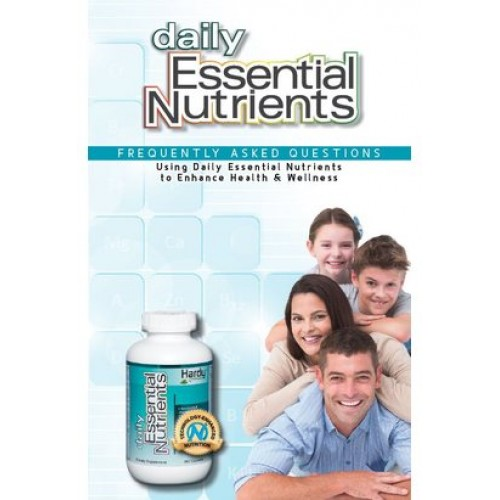 Easily Affordable, Smaller Bottle of Daily Essential Nutrients Now Available