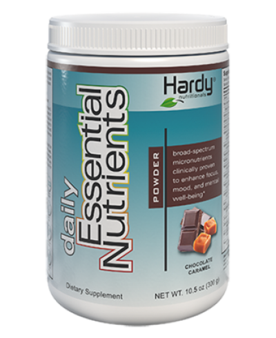 Hardy Daily Essential Nutrients Powder Chocolate C...