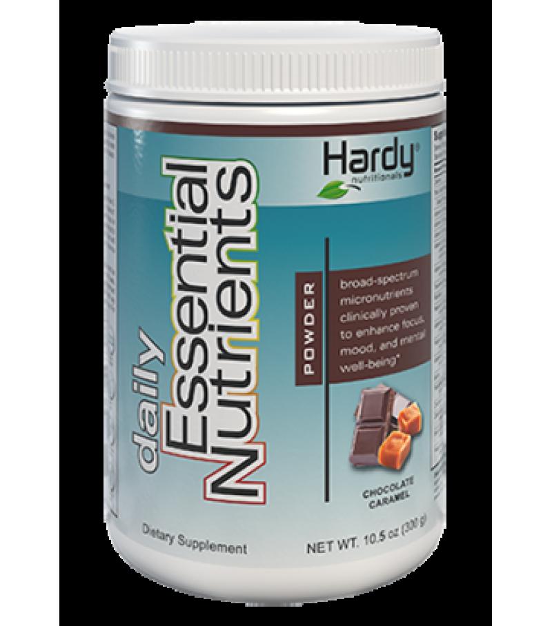 Hardy Daily Essential Nutrients Powder Chocolate C...