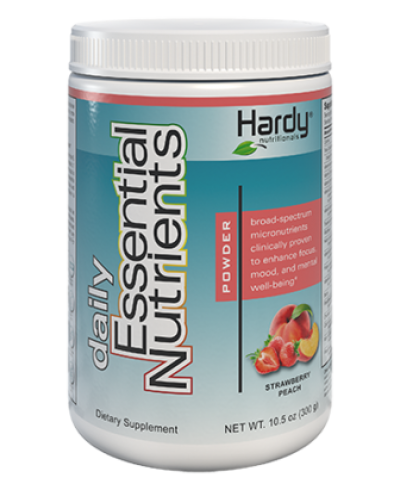 Hardy Daily Essential Nutrients Powder Strawberry ...