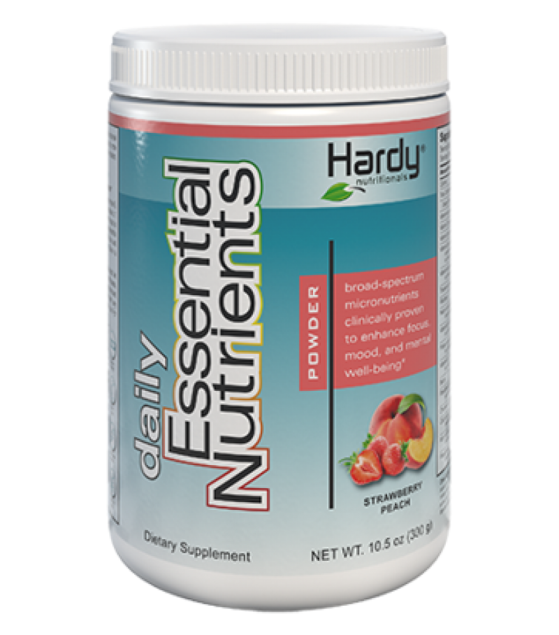 Hardy Daily Essential Nutrients Powder Strawberry ...