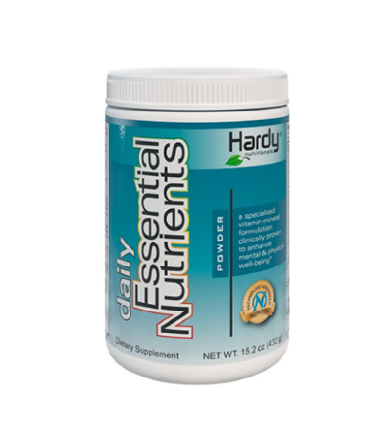 Hardy Daily Essential Nutrients Powder