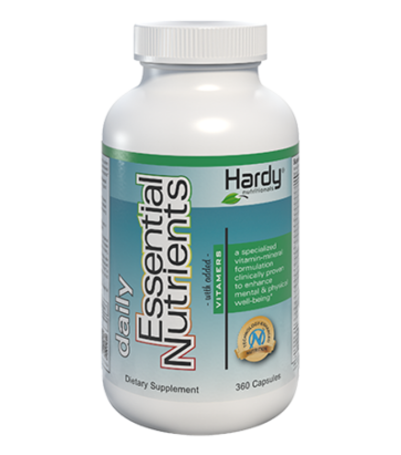 Hardy Daily Essential Nutrients (DENS) with Added ...